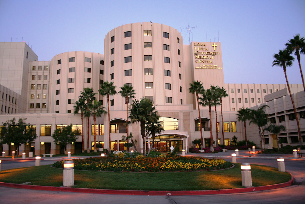 Redlands Community Hospital – Diversified Pacific