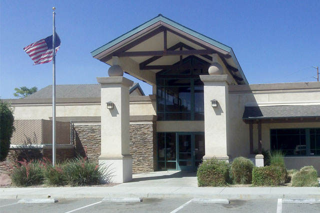 Mission Trail Library